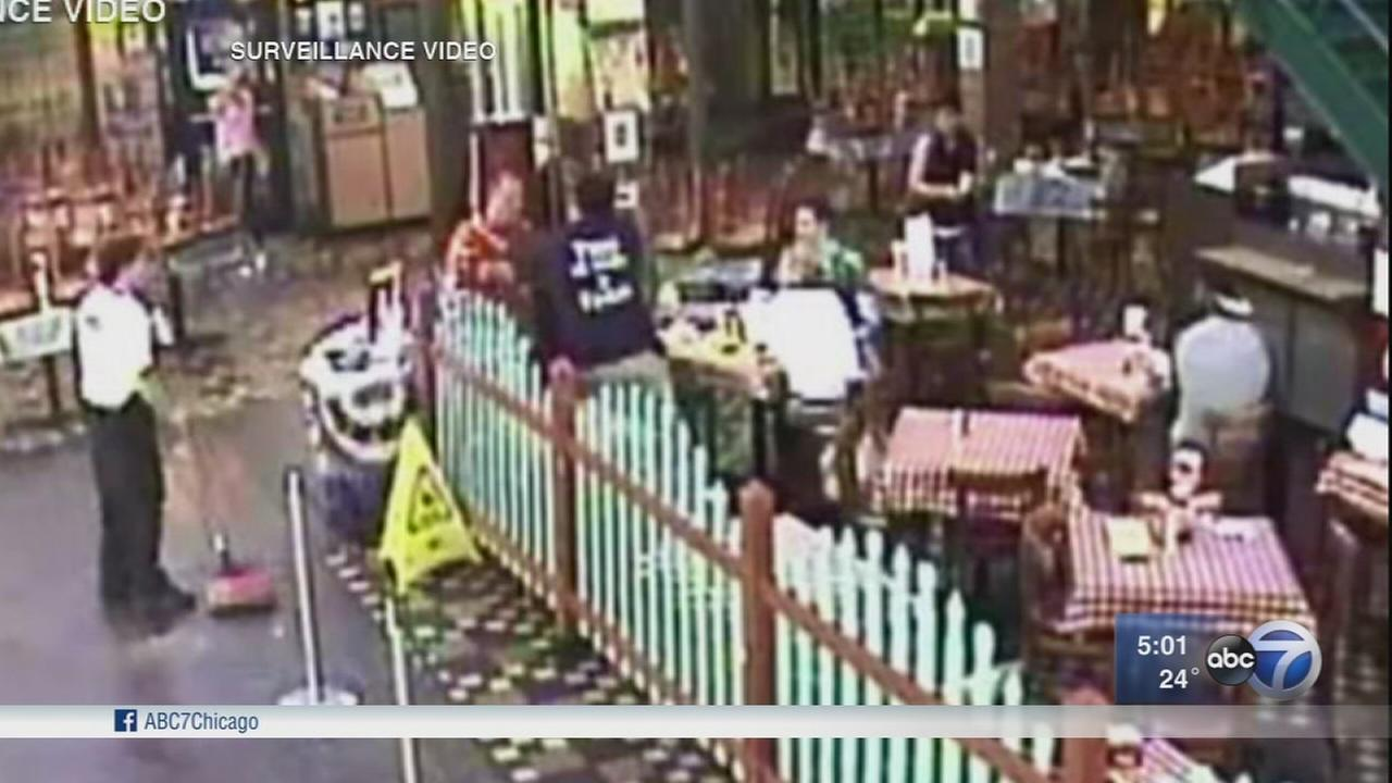 Lawsuit filed against CPD officers over alleged attack at Portillos
