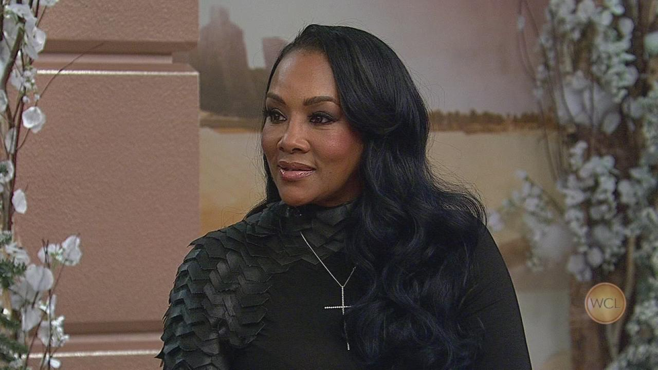 Vivica A. Fox talks new show