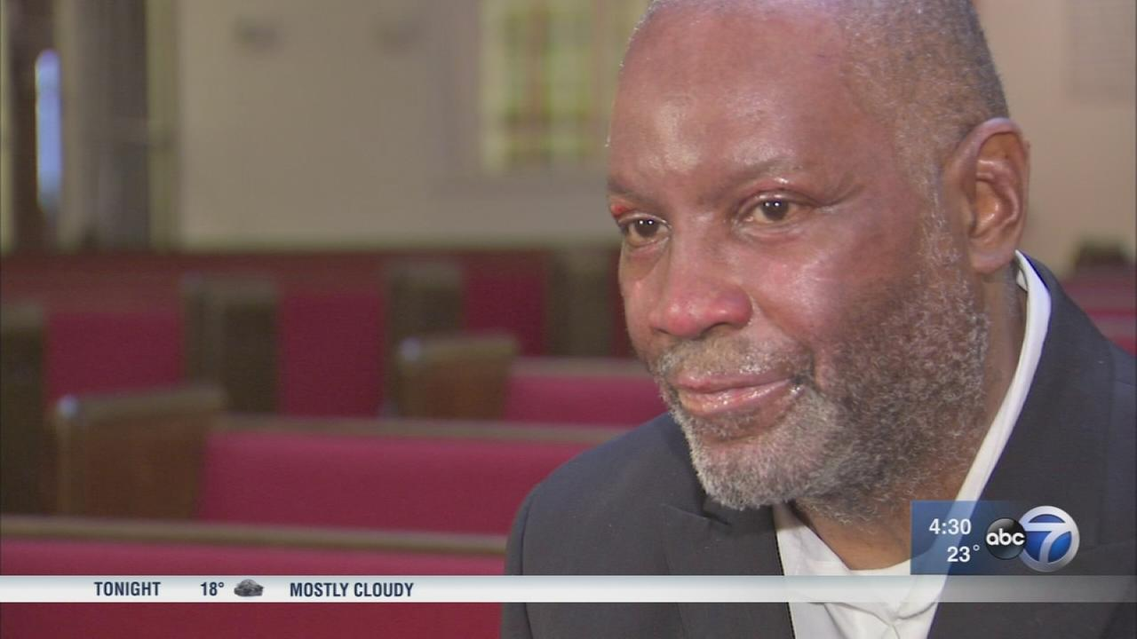Hammond deacon recalls surviving church explosion