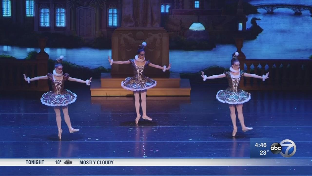 Joffrey Ballet to debut re-imagined Nutcracker