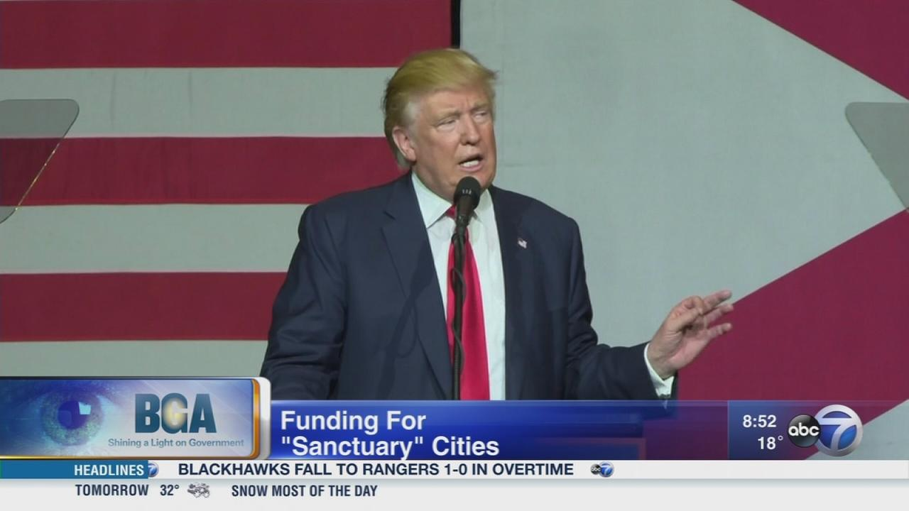 Weekend Watch: Trump could cut Chicago funding over immigration
