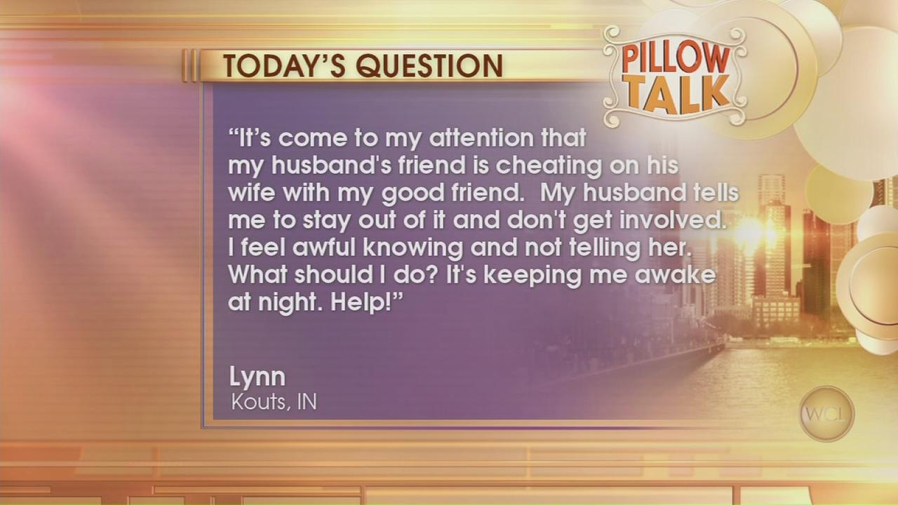 Pillow Talk: Reveal an Affair?