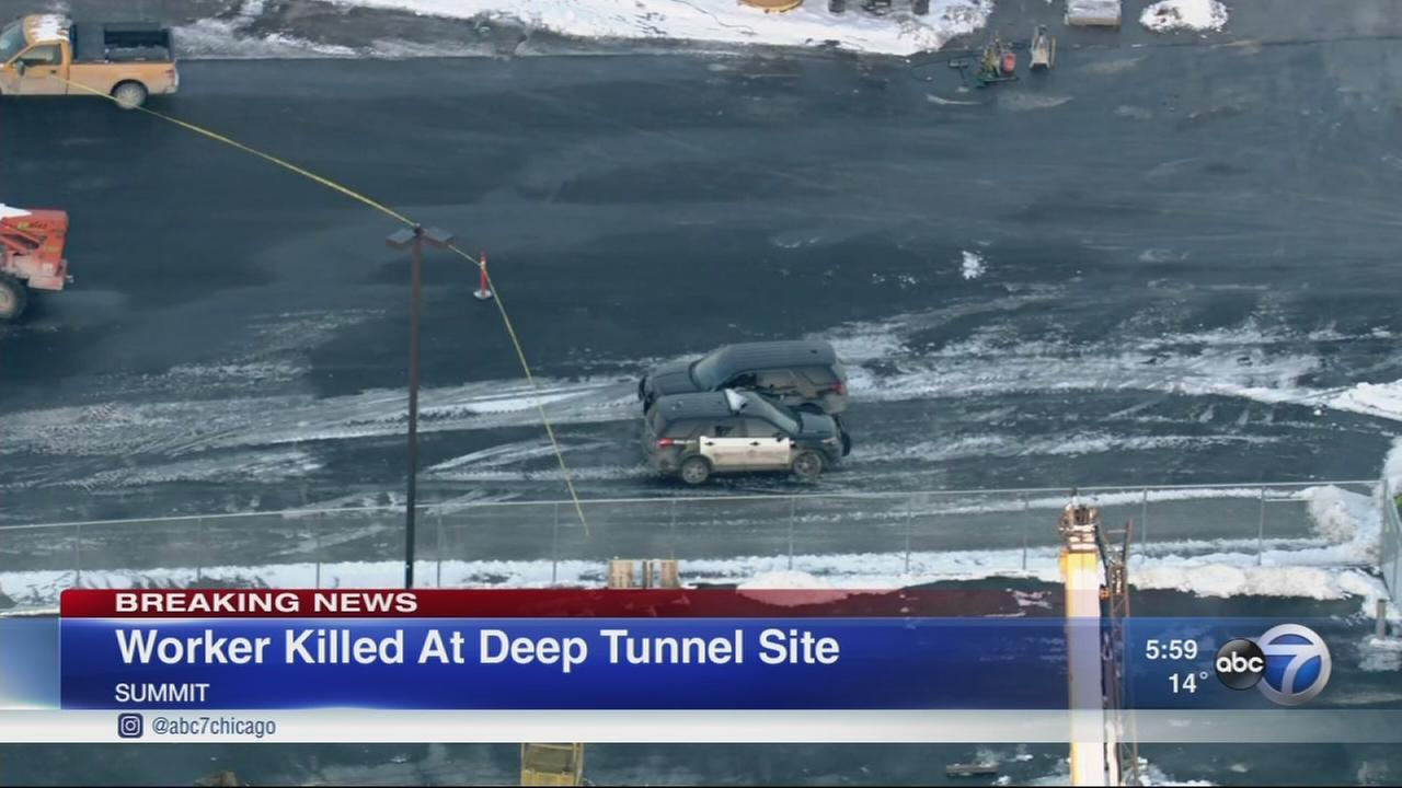 1 dead at deep tunnel site in Summit