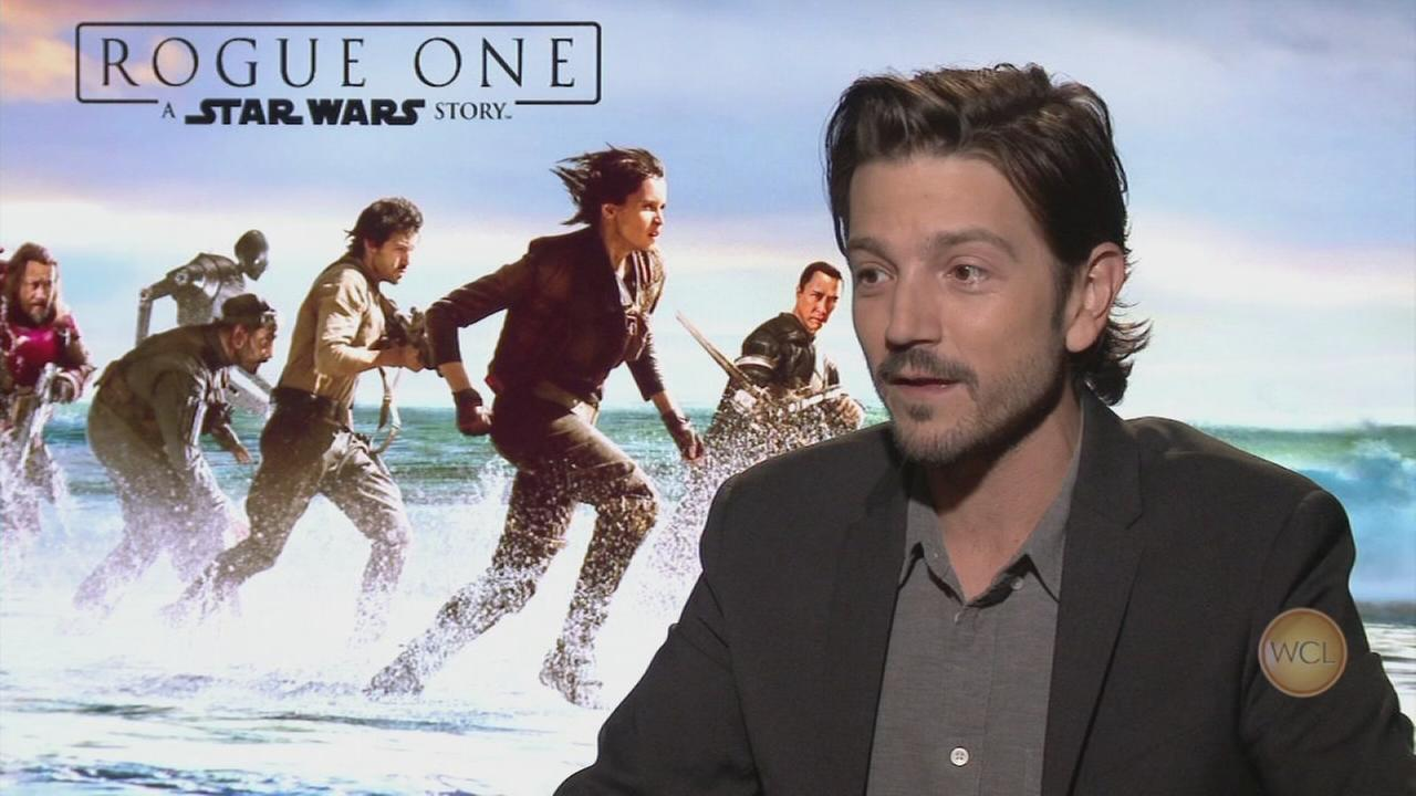 Rogue One: A Star Wars Story hits theaters Friday
