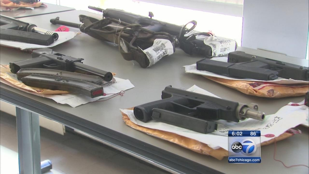 CPD: Weekend murders carried out with illegal guns