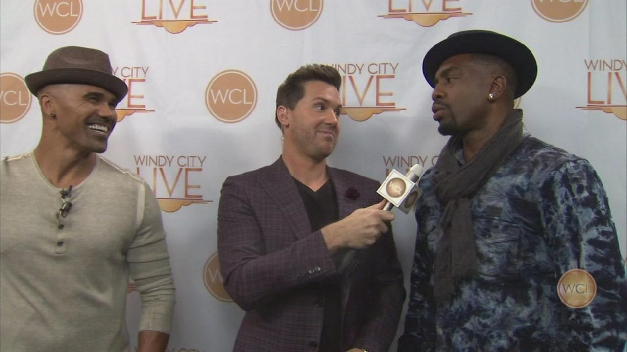 2 Minute Warning: Shemar Moore and Billy Bellamy