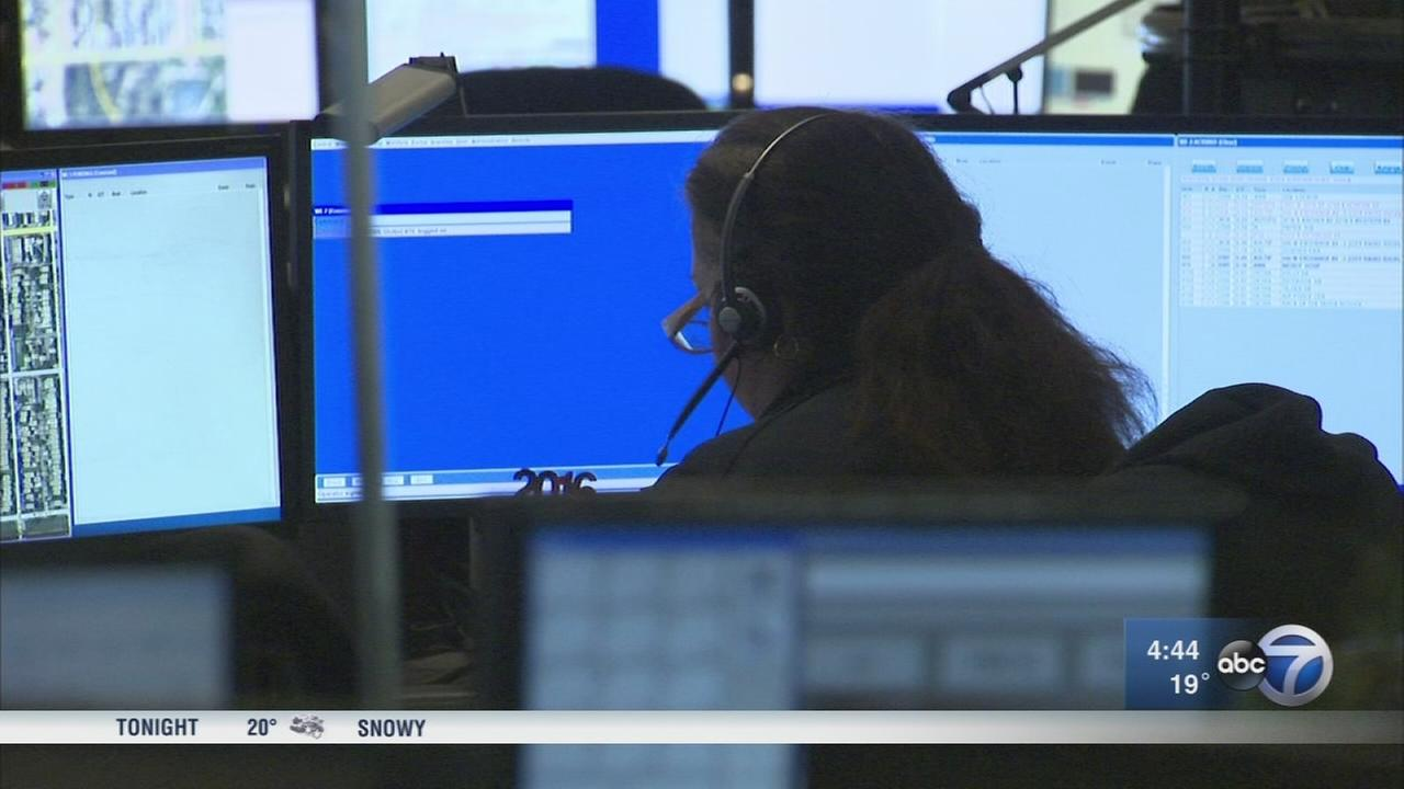 911 dispatchers trained in mental-health response