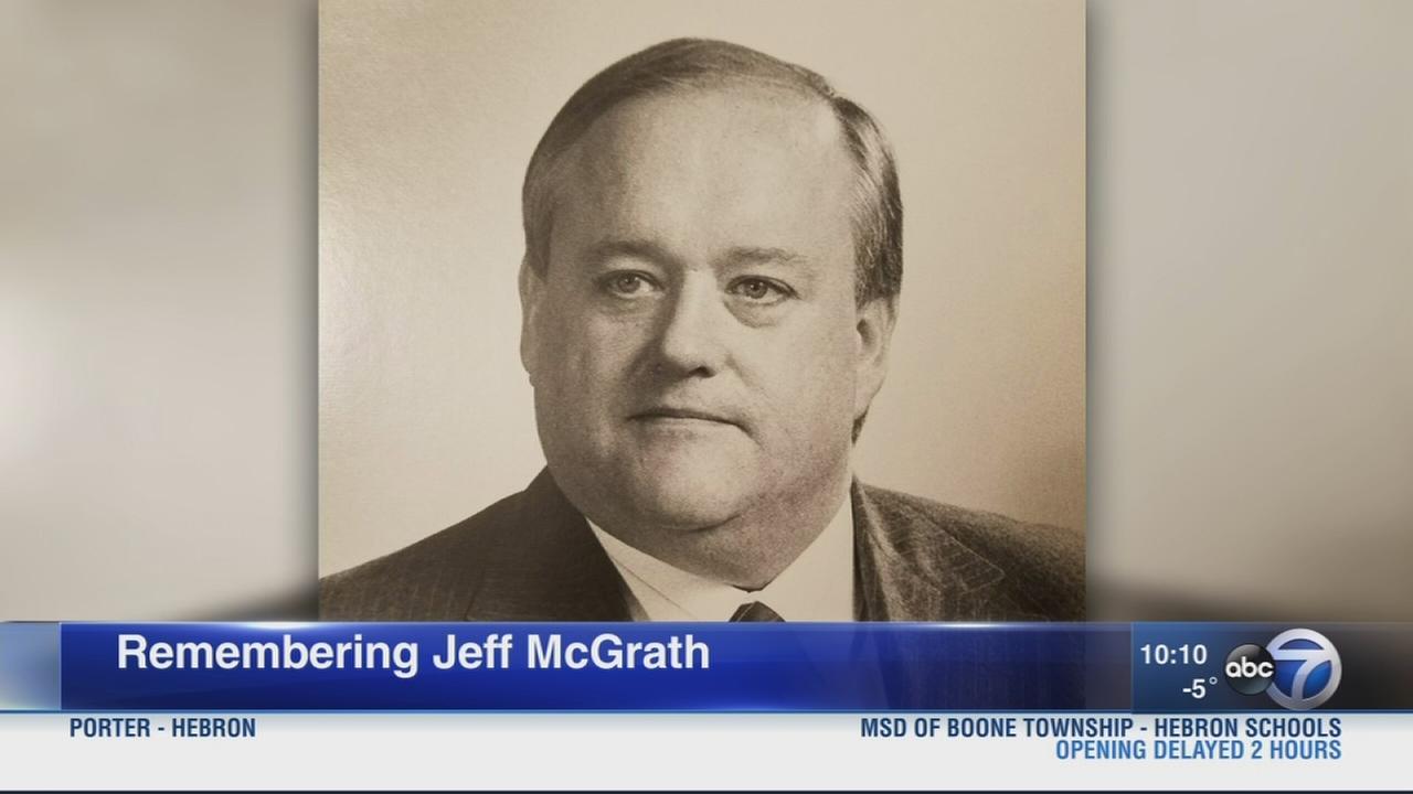 Remembering Jeff McGrath, longtime ABC7 executive