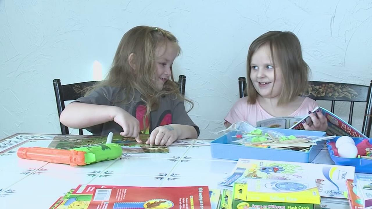 5-year-old girl collecting Christmas cards for terminally ill friend