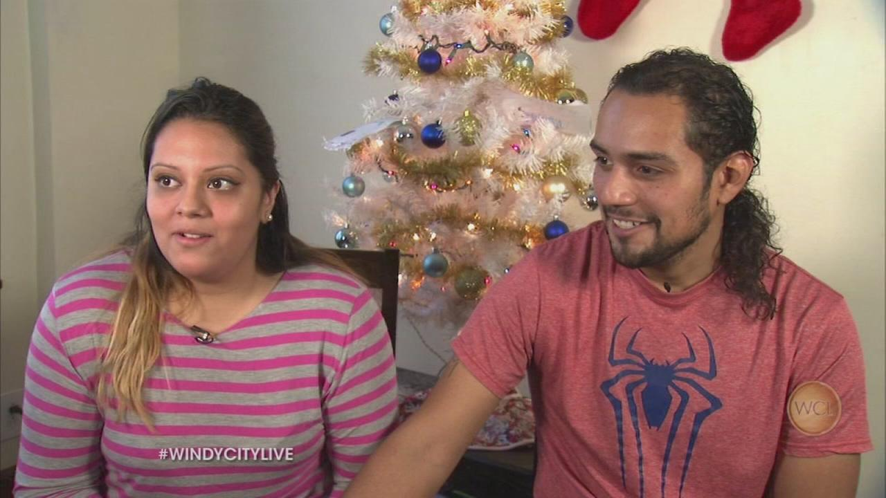 Season of Giving: Helping a Humboldt Park family, Part 1