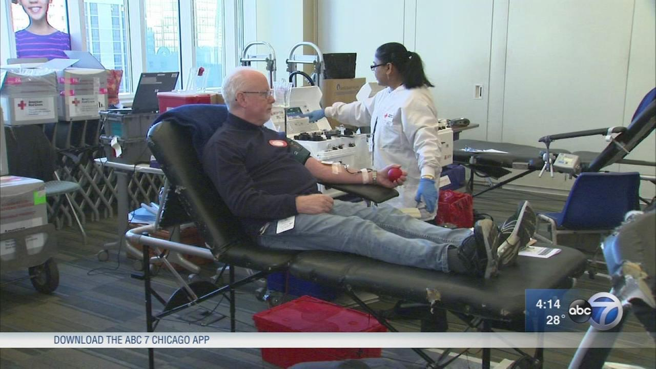 Power Red blood donations go further
