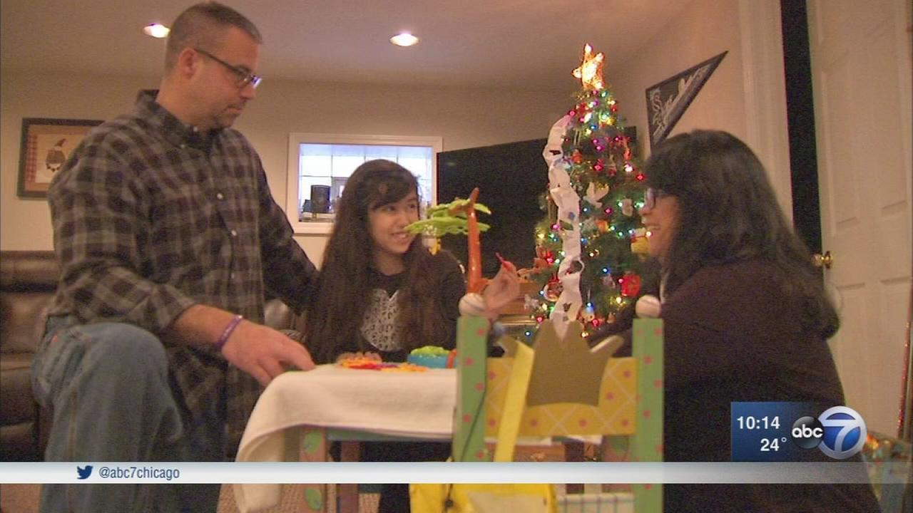 Prescription for a miracle: Police family gets help from I-Team