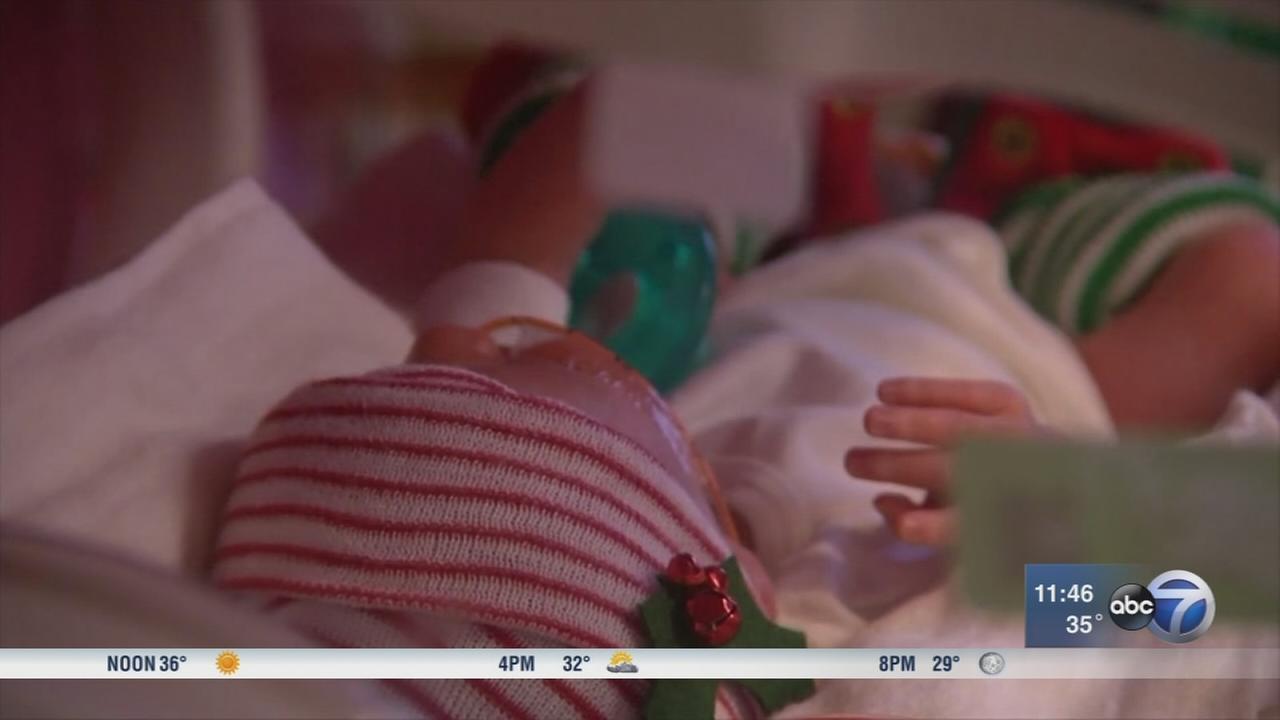 Rare quintuplets born in Arizona