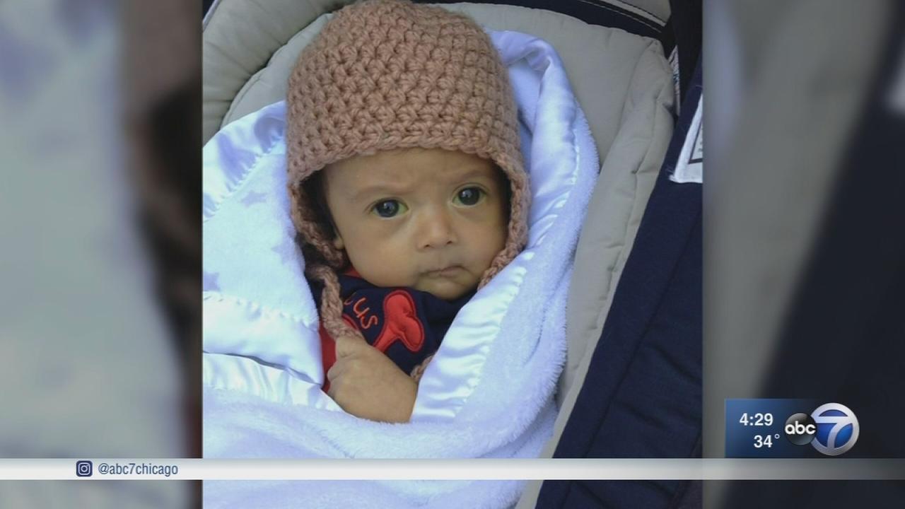 Baby gets life-saving liver transplant