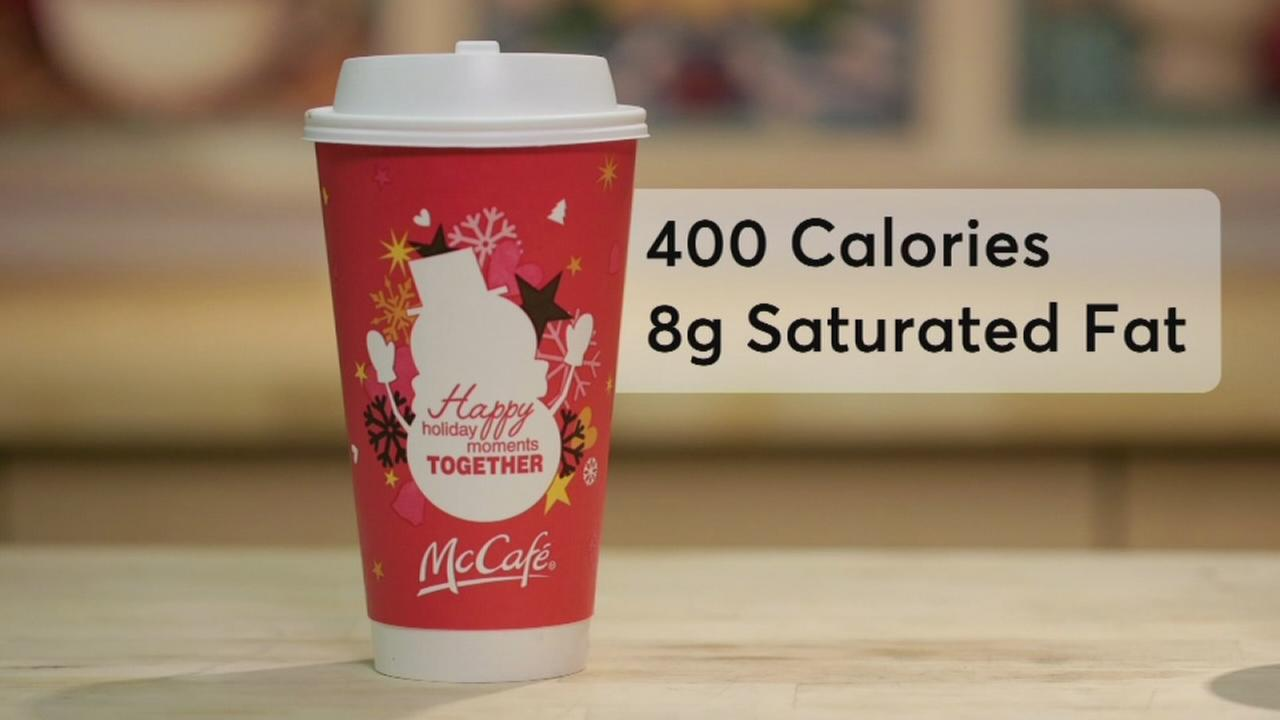 Consumer Reports: High-calorie coffee drinks