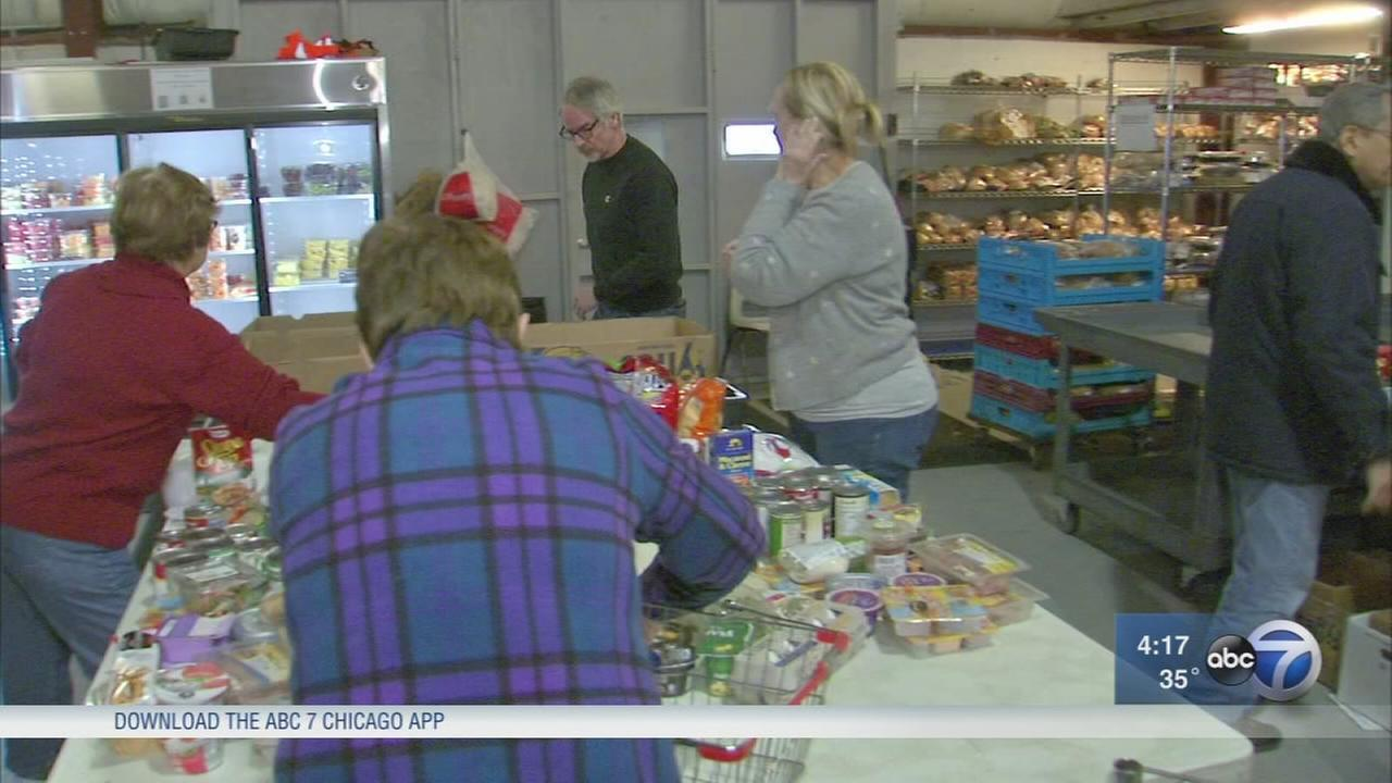 Woodridge food pantry serves thousands of families, children