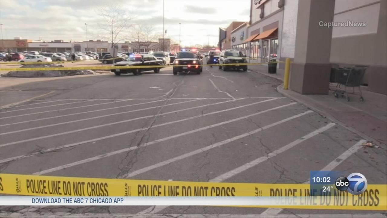 Officer-involved shooting in North Riverside Burlington Coat Factory