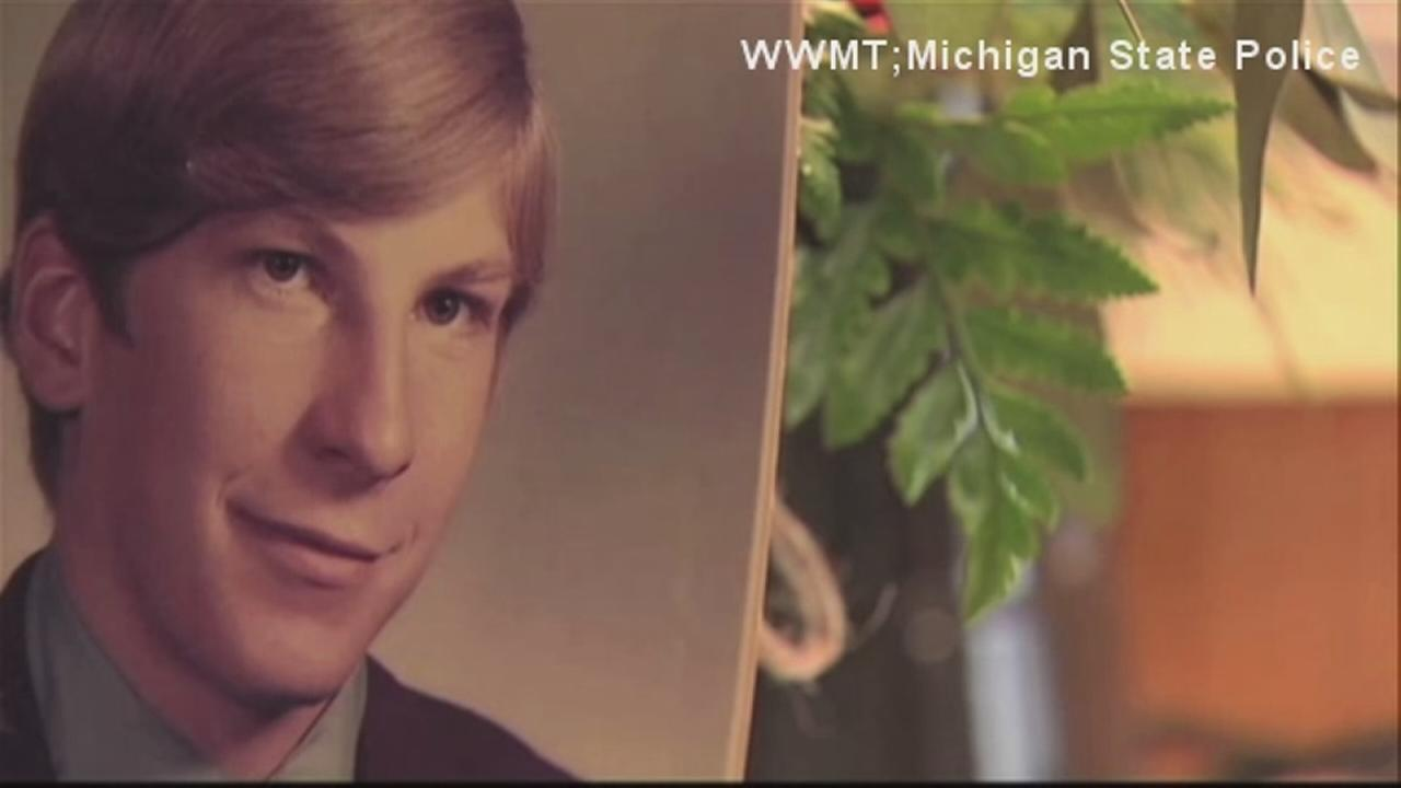 Mich. man missing 30 years IDd in Ark. with DNA