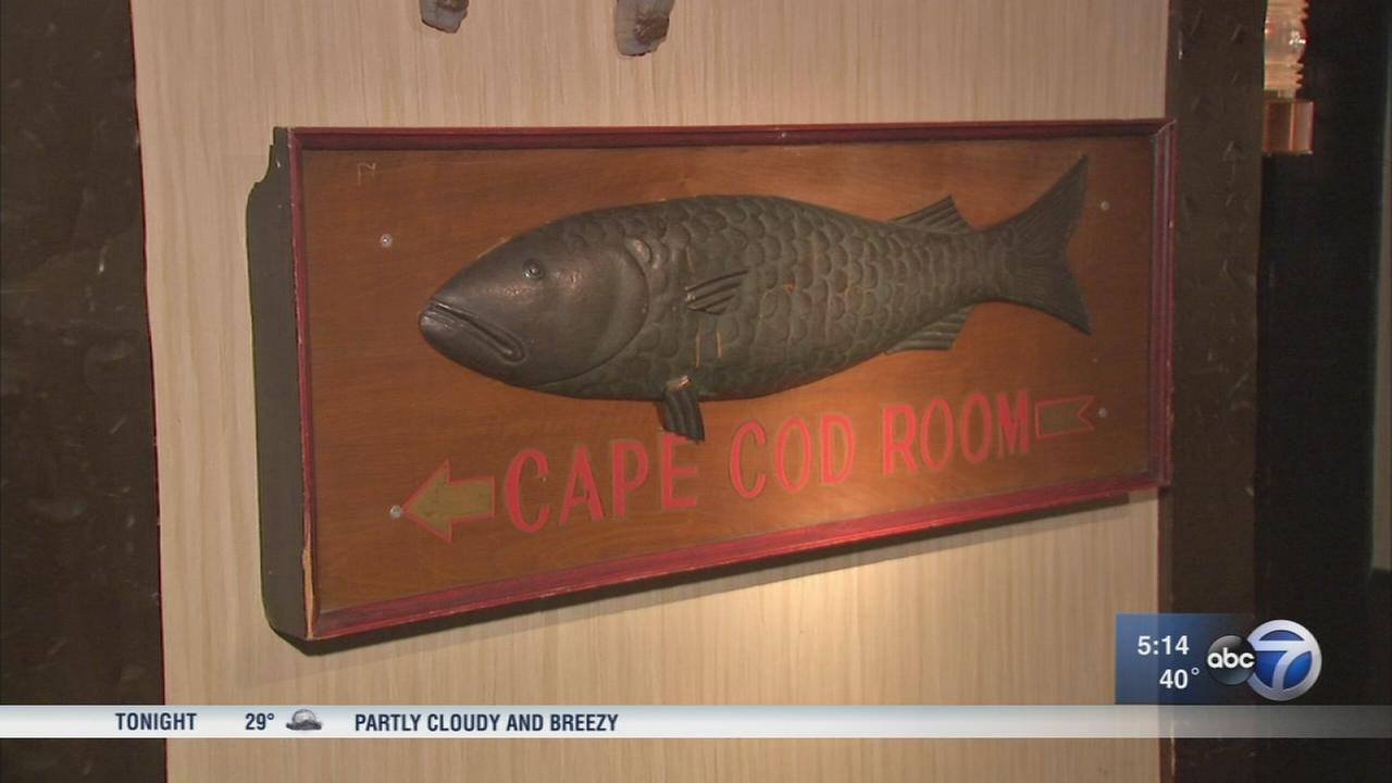 Famed Cape Cod Room closes after 83 years