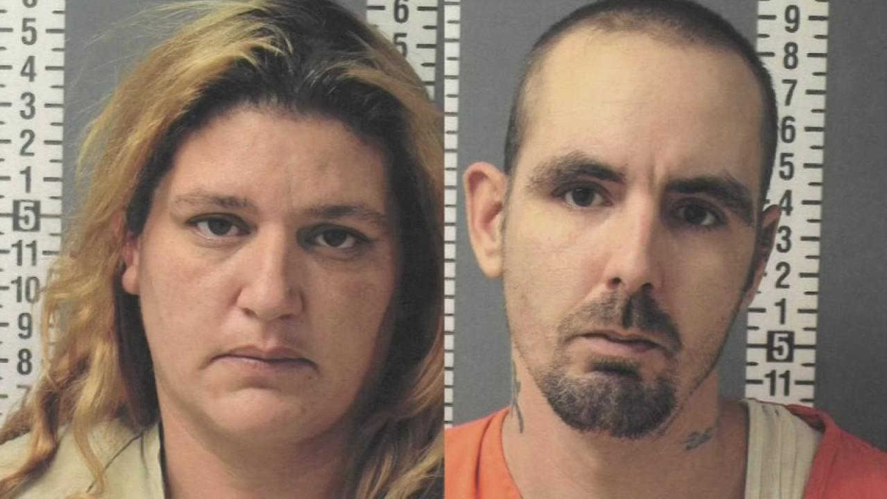 Police: Children starved, locked in room for 3 months