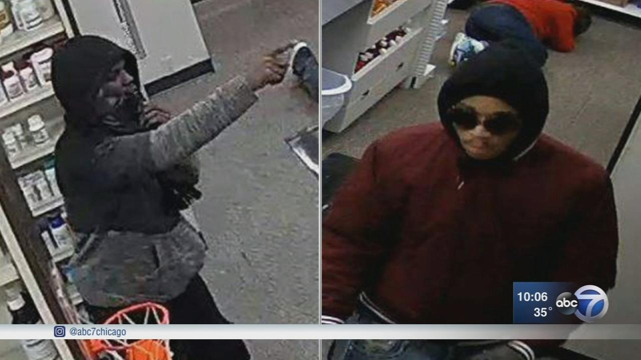 Wisconsin pharmacy robbed by Chicago carjacking suspects, police say