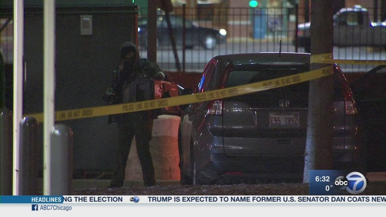 Man killed in Walgreens parking lot