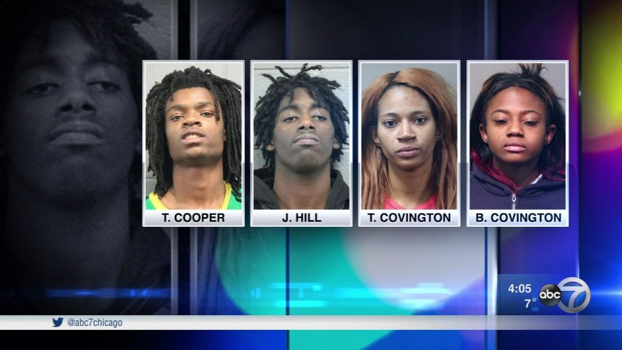Judge denies bail for 4 Facebook Live torture suspects