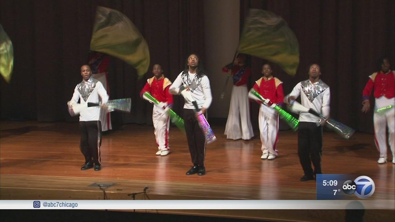 South Shore Drill Team no longer performing at inauguration