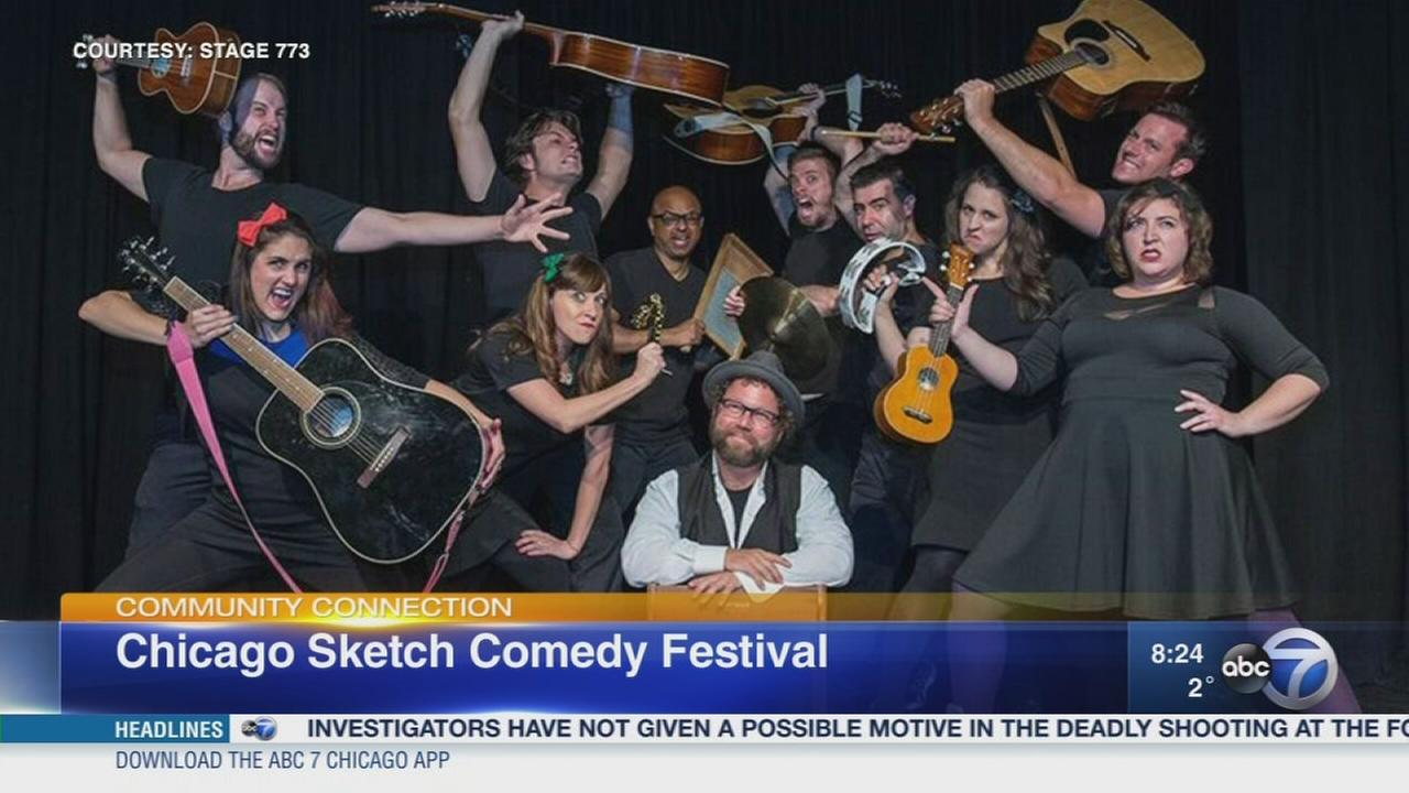 Lots of laughs at the Chicago Sketch Comedy Festival