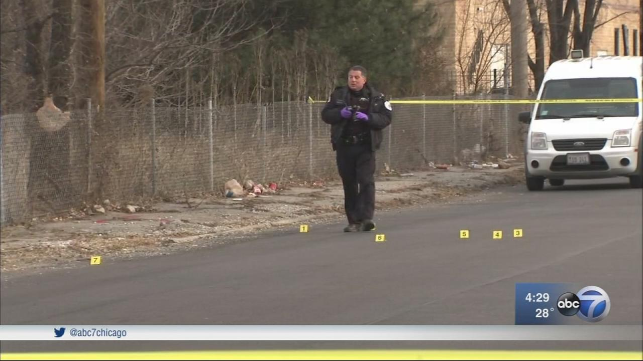 West Side shooting leaves 1 dead, 1 injured