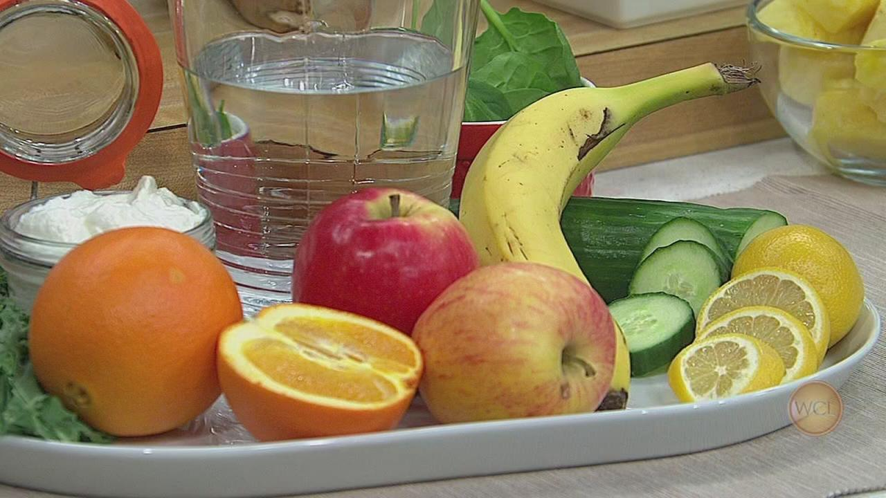 Kitchen Shrink shares healthy smoothie recipes