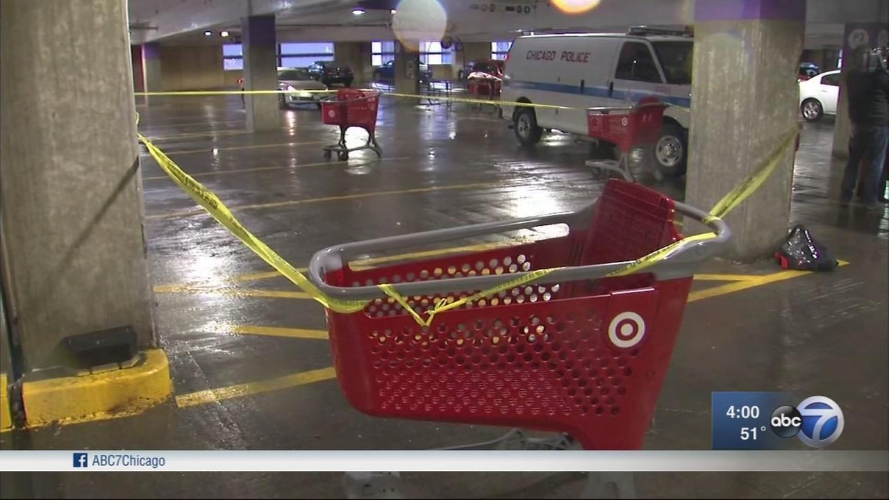 Woman carjacked at Target in South Loop