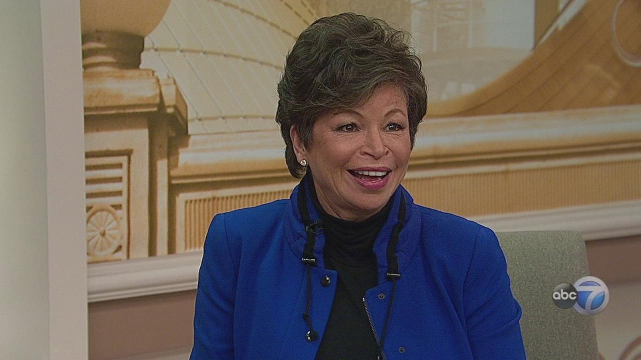 Valerie Jarrett talks about leaving White House, Part 1