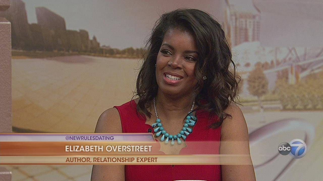 Relationship investigator Elizabeth Overstreet gives dating tips