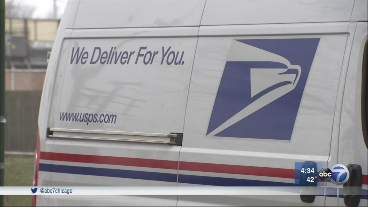 Mail truck theft on South Side is third in 3 days
