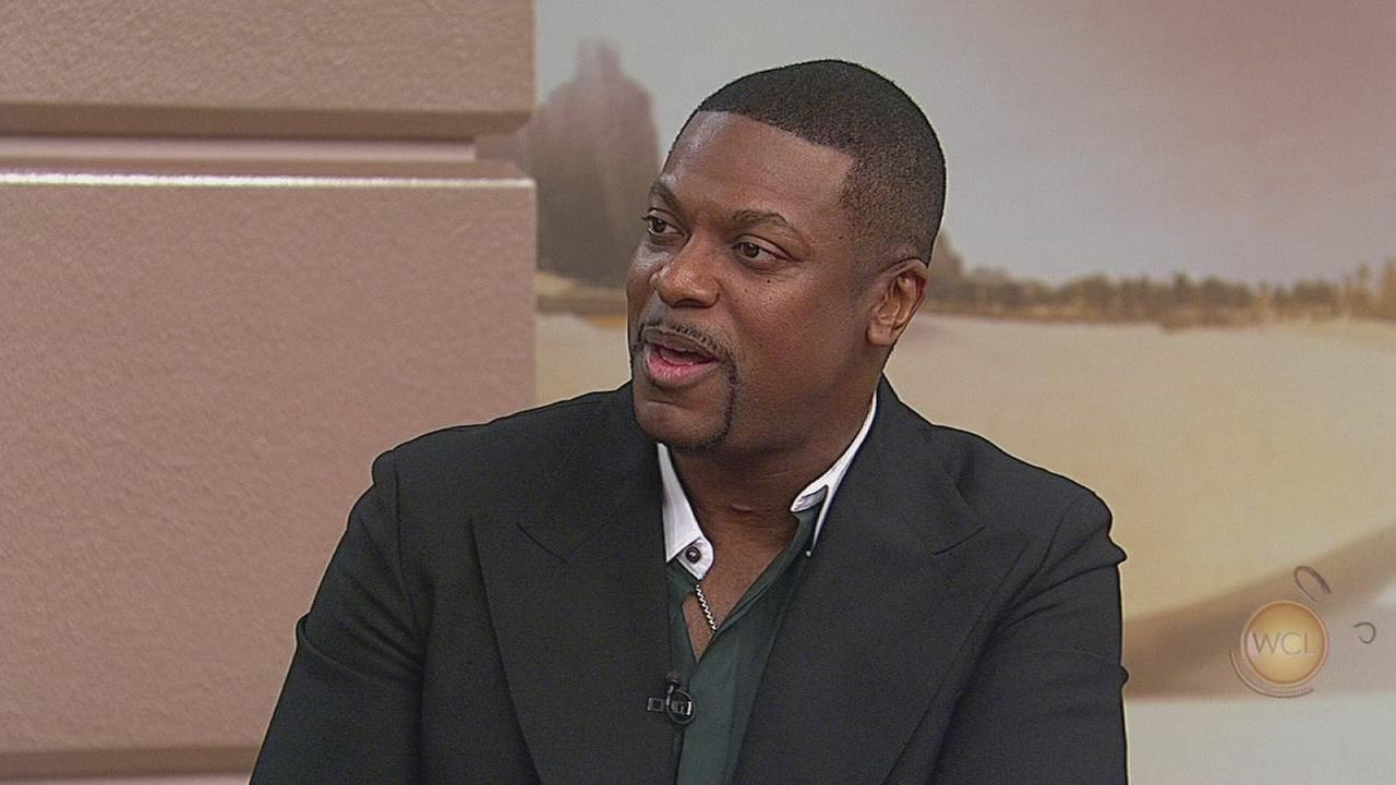 Chris Tucker visits Windy City Live