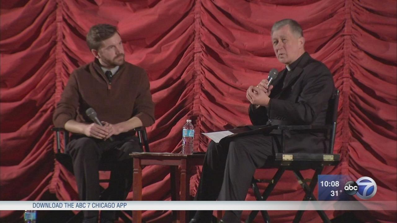 Cardinal Cupich talks about new film Silence