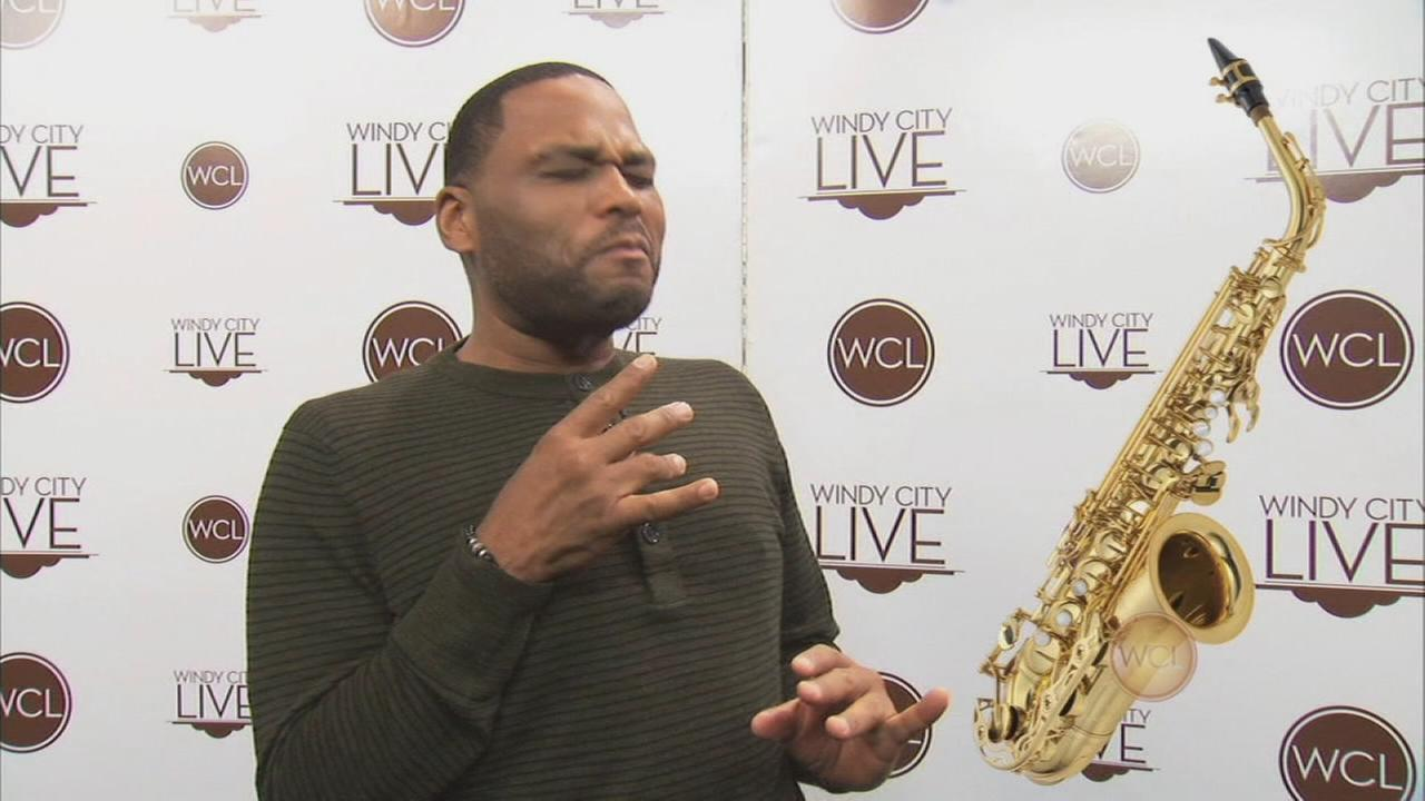 2 Minute Warning: Anthony Anderson