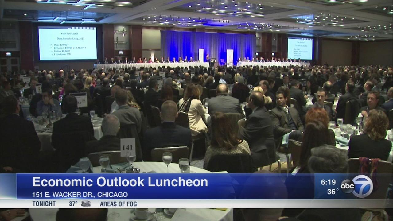 Economic Outlook luncheon