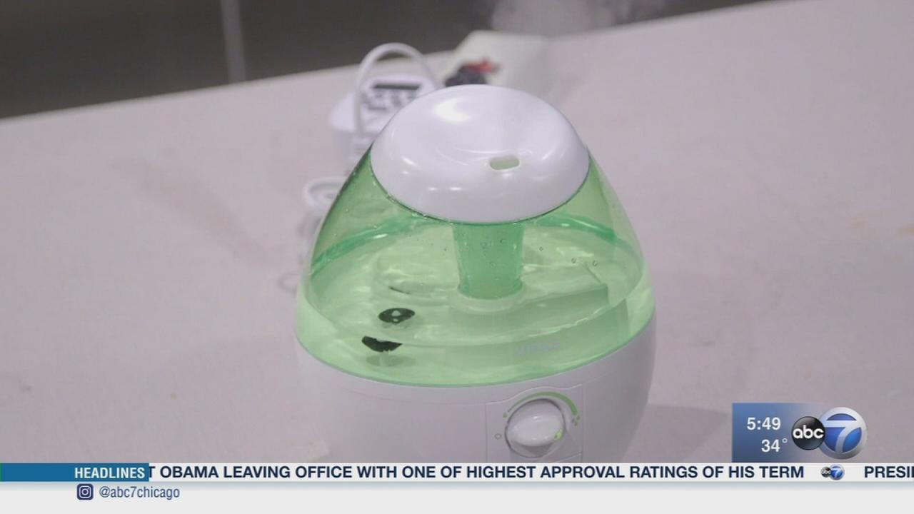 Consumer Reports: Buy the right humidifier