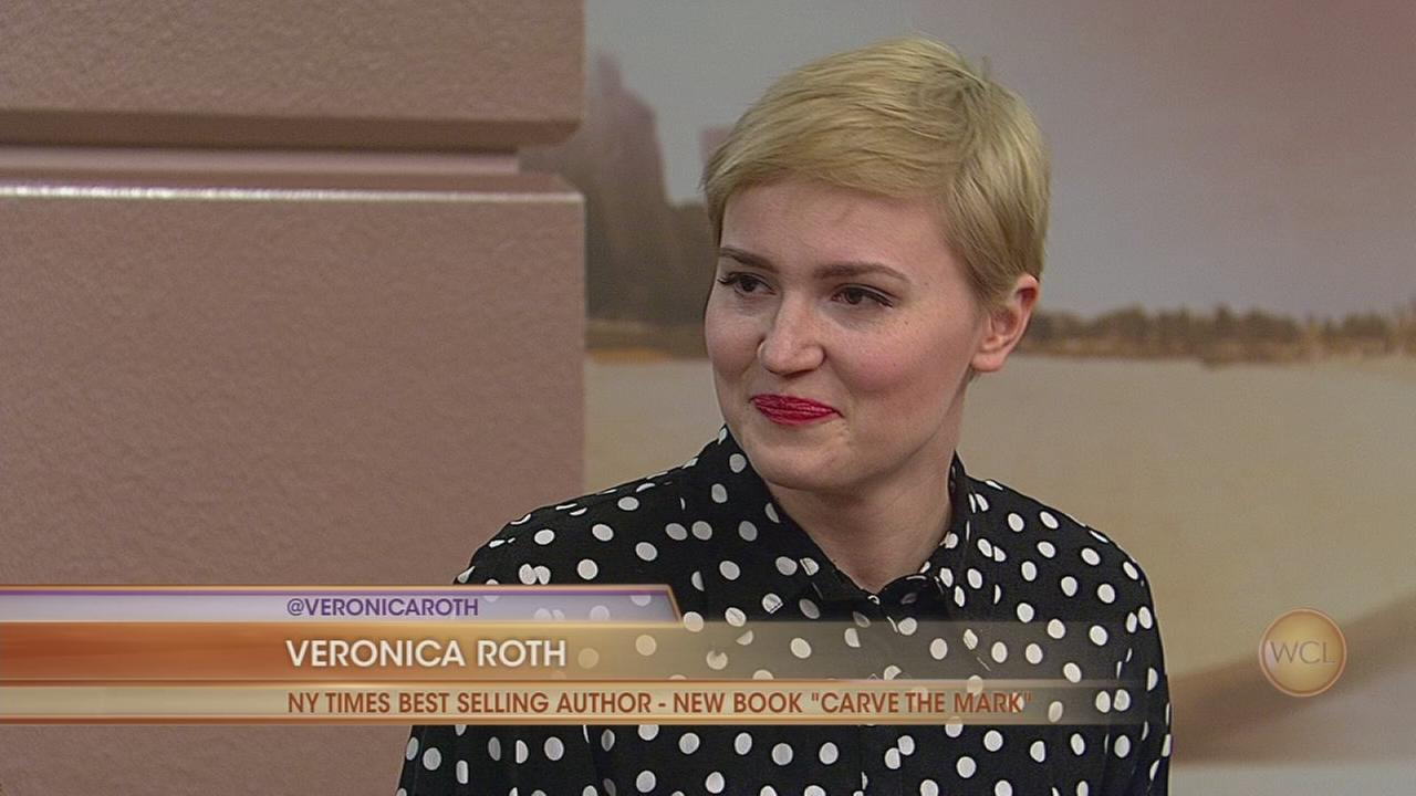 ?Divergent? author Veronica Roth talks about new book