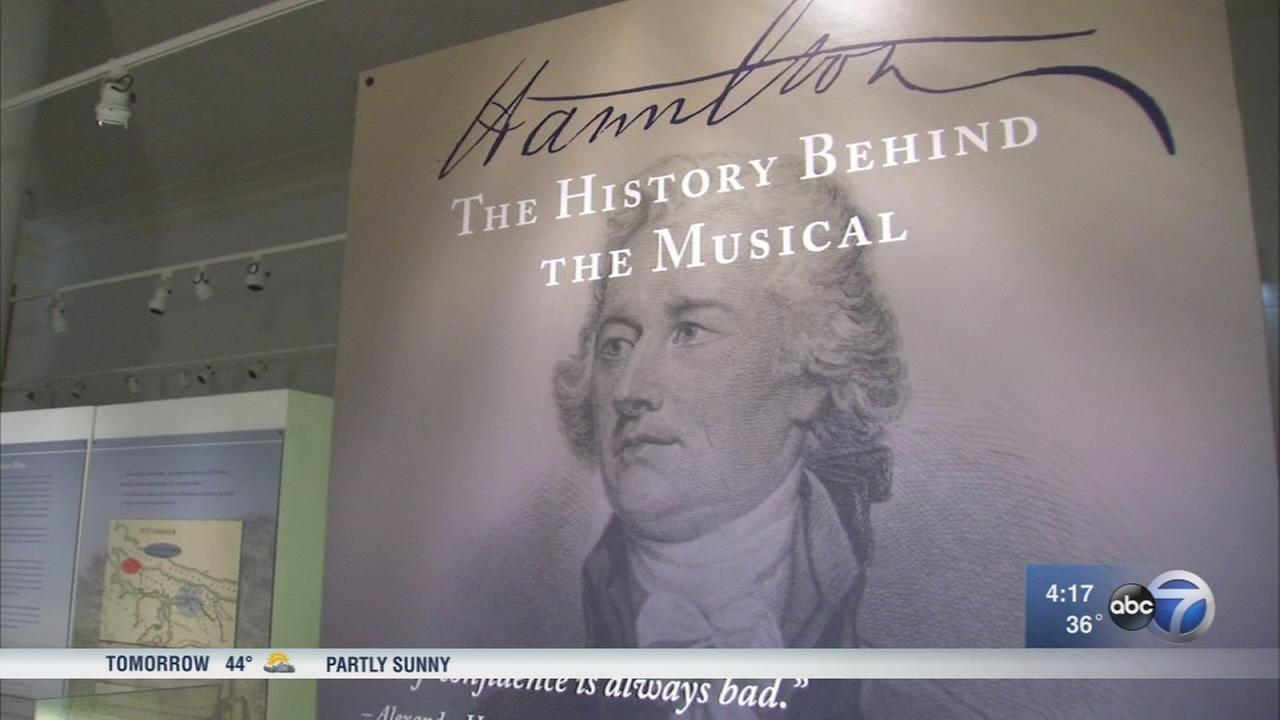 Newberry exhibit focuses on Alexander Hamilton