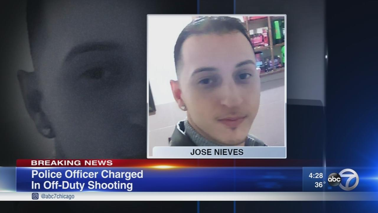 CPD officer charged with murder in death of Jose Nieves