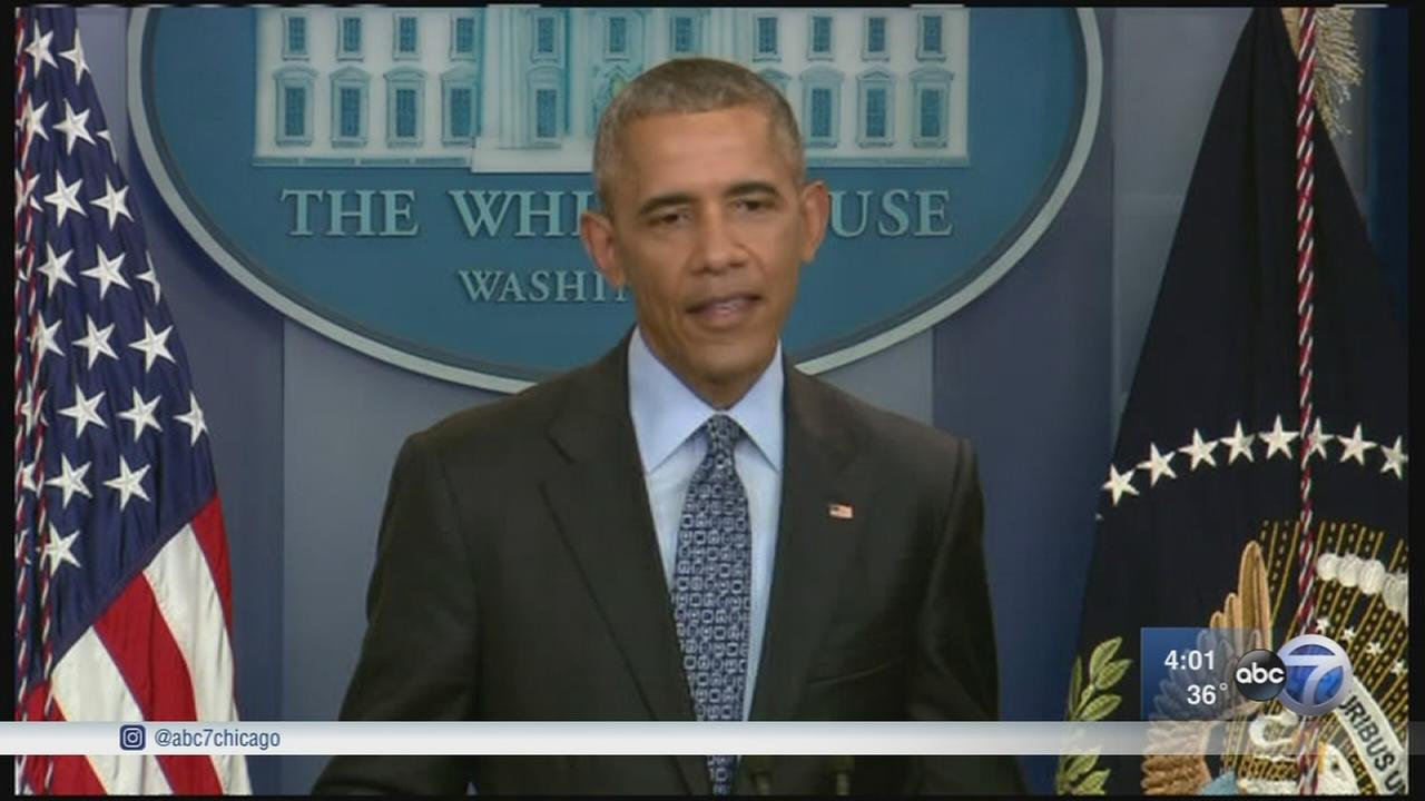 Obama expresses hope at final press conference as president