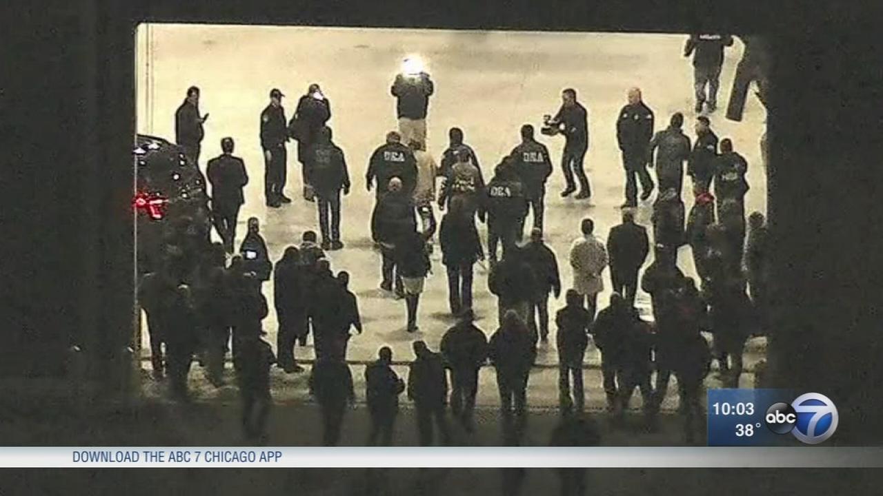 El Chapo extradited to United States