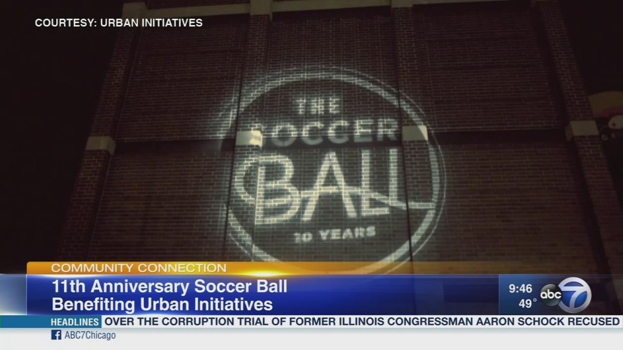 Urban Initiatives hosts 11th Anniversary Soccer Ball