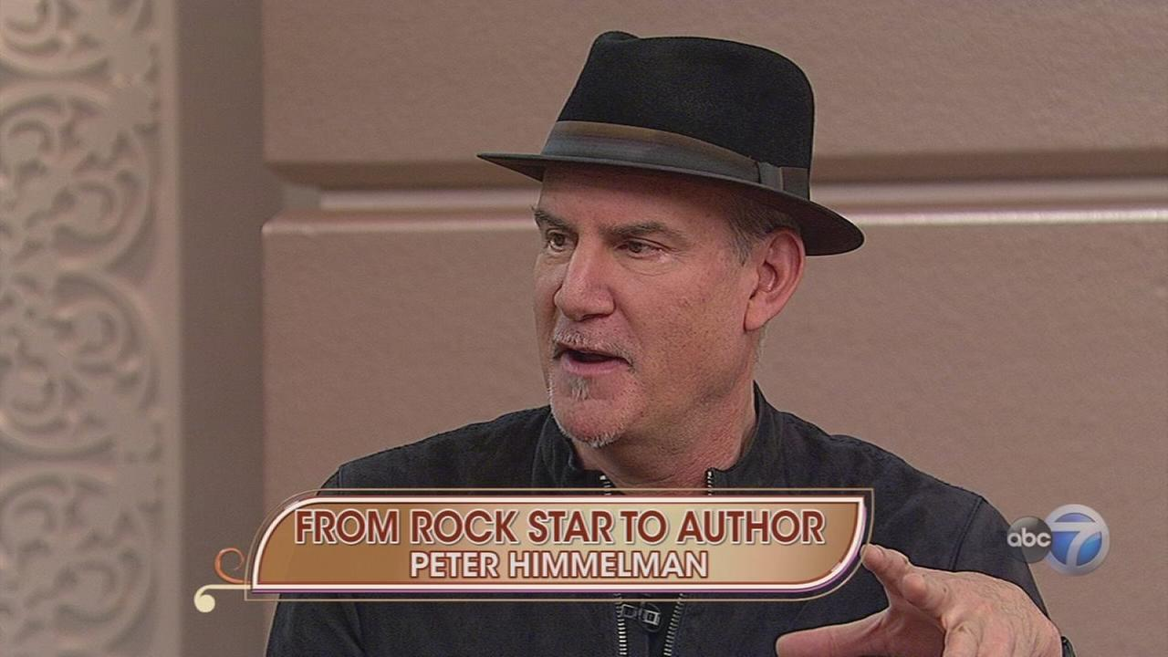 Musician Peter Himmelman talks about new book