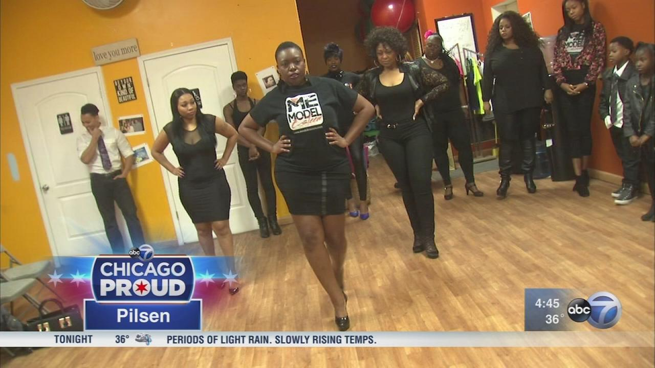 Formerly bullied, a woman boosts self esteem of young women