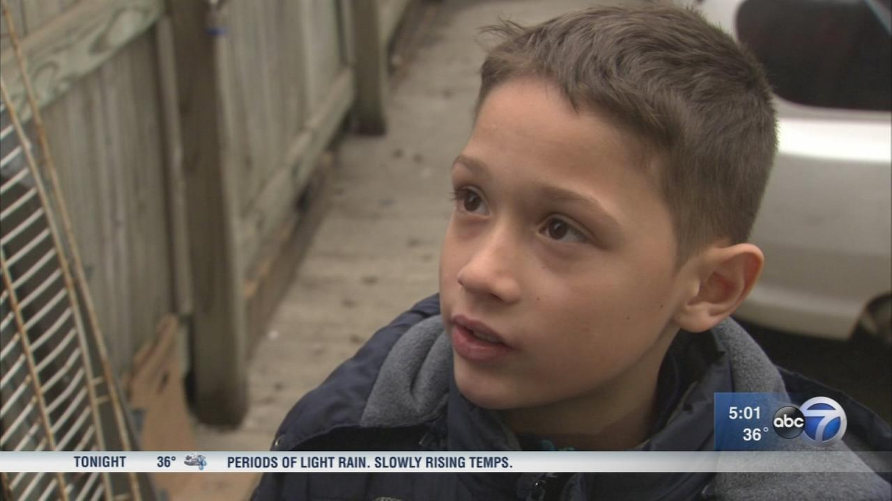 Car stolen with 10-year-old boy inside in Hermosa