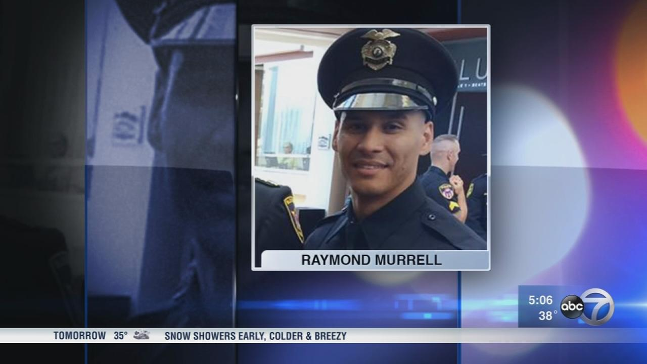 Bloomingdale officer laid to rest